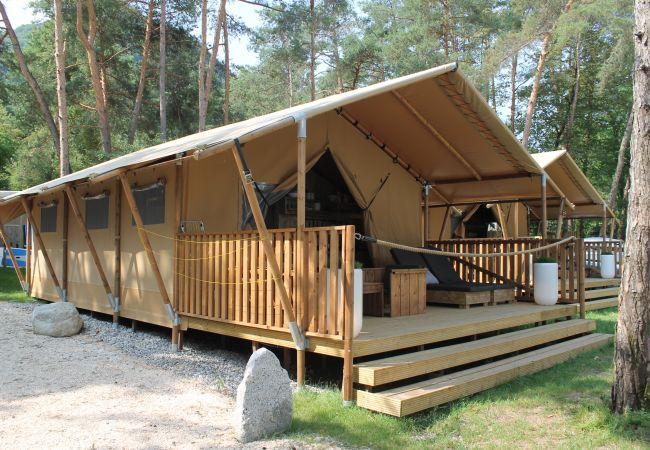 Bungalow a Idro - Safari Lodge Deluxe